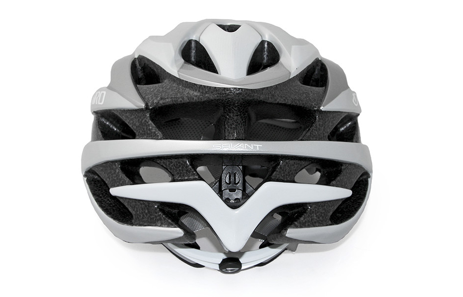 Giro Savant 2014 Helmet Rear