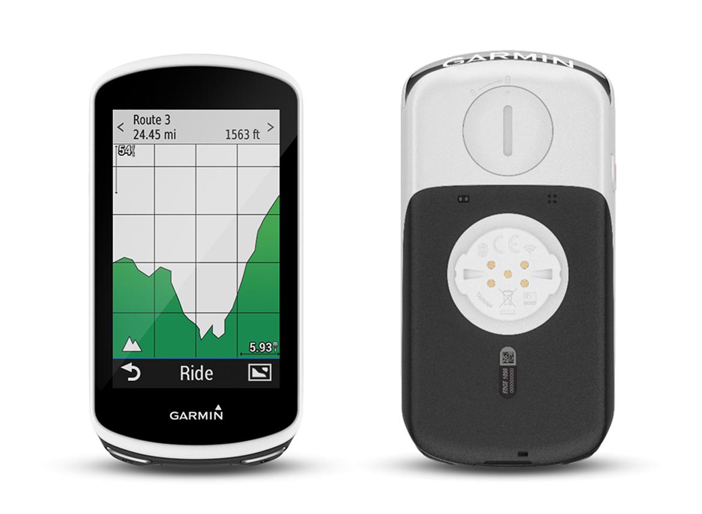 Garmin Edge 1030 GPS Cycling Computer Screen Size