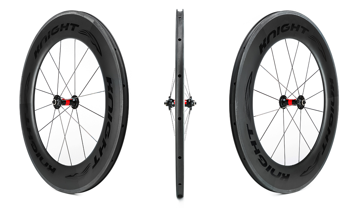 Knight Composites 95 Clincher Wheel