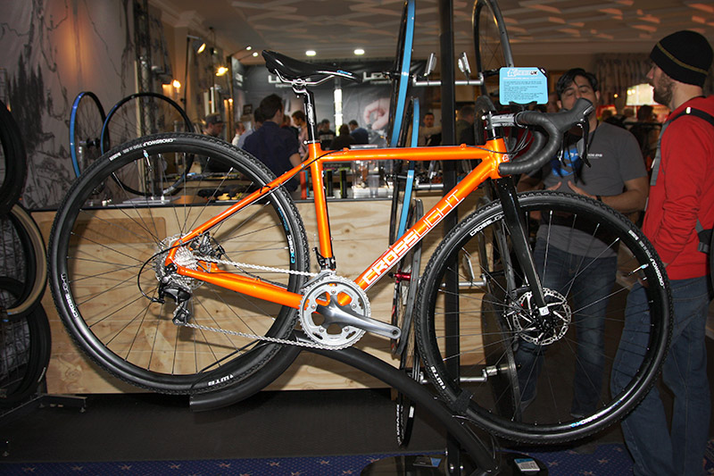 Core Bike 2015 Kinesis Crosslight