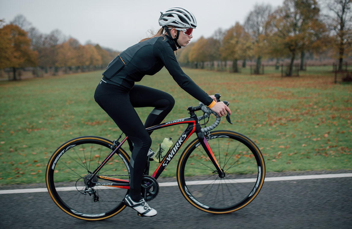 Knight Composites 35 Carbon Clincher Wheelset Review Riding in the Park