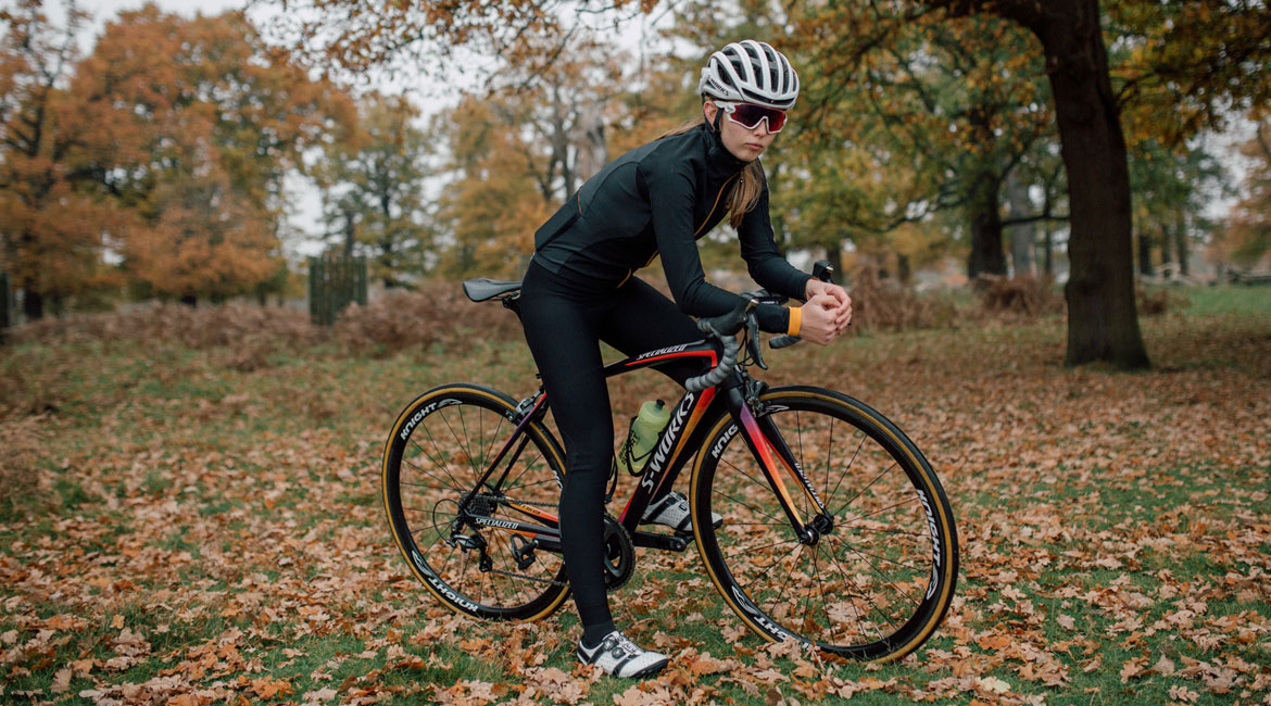 Knight Composites 35 Carbon Clincher Wheelset Review Lucy Mannall