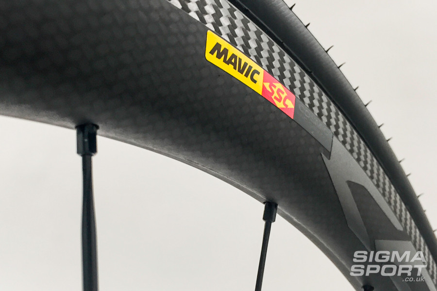 Mavic Cosmic Carbon Pro Sl Wheelset Review Sigma Sports