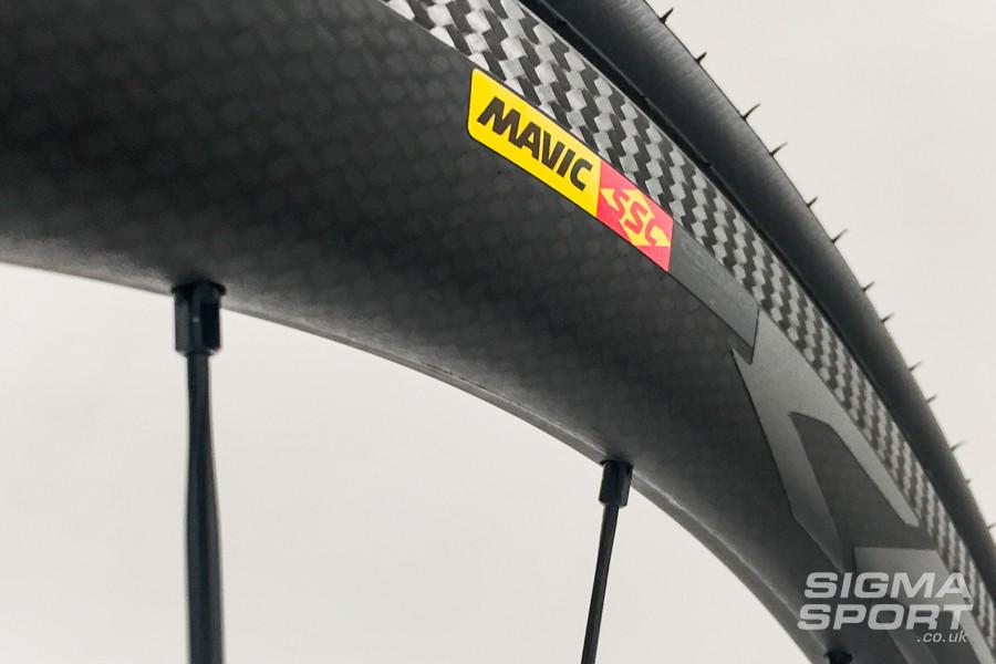 Mavic Cosmic Pro Carbon SL Wheelset Rim
