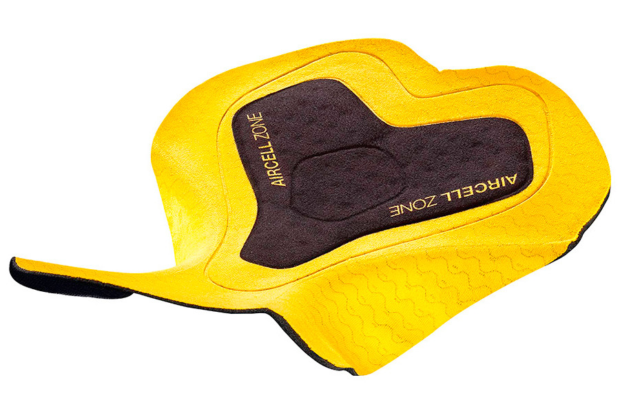 Mavic Cosmic Pro Bib Short Seat Pad Close Up