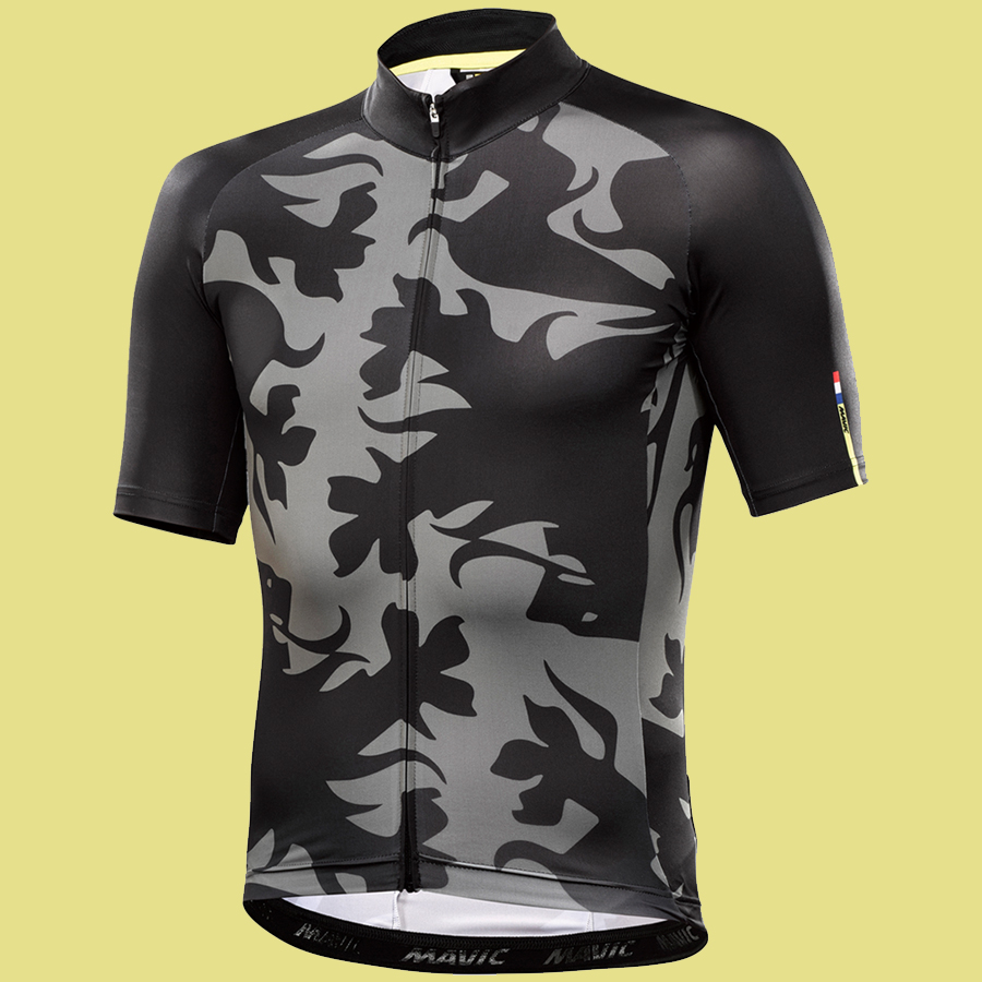 Mavic Cosmic II Limited Edition Flanders Short Sleeve Jersey