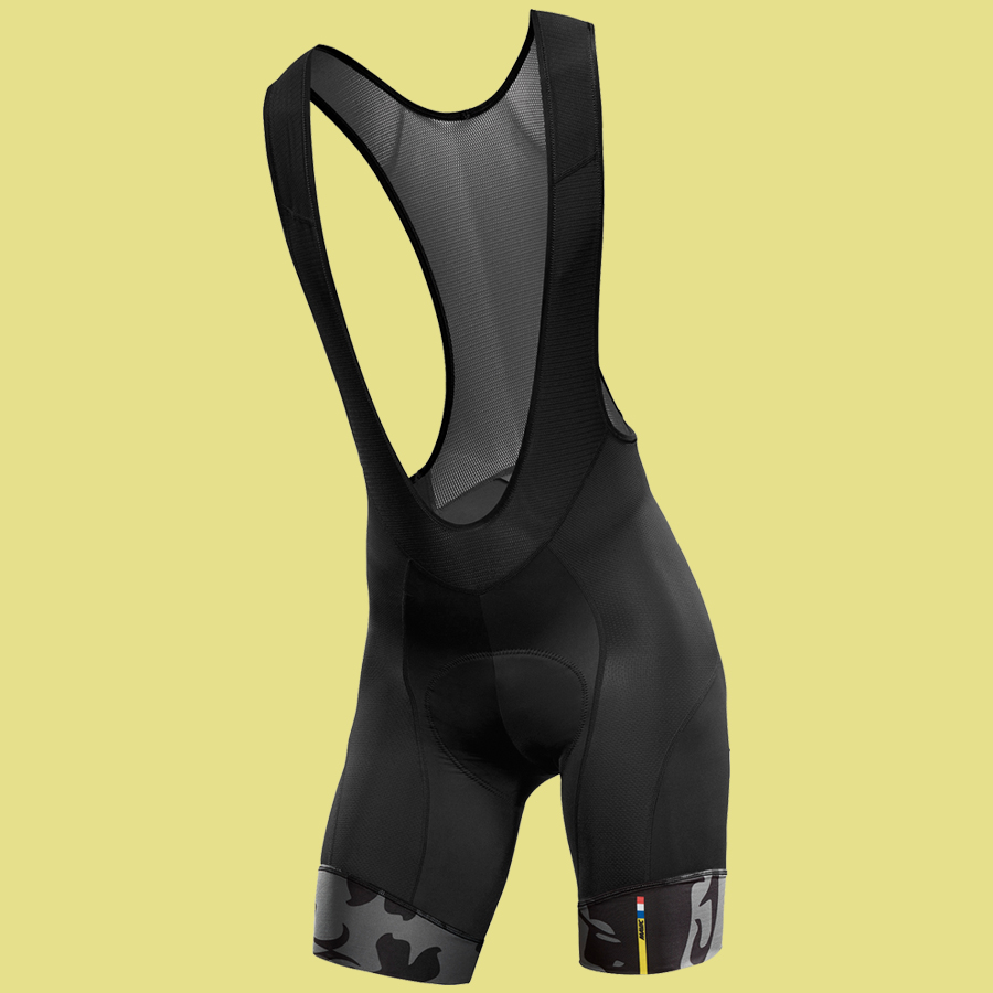 Mavic Cosmic II Limited Edition Flanders Bib Short