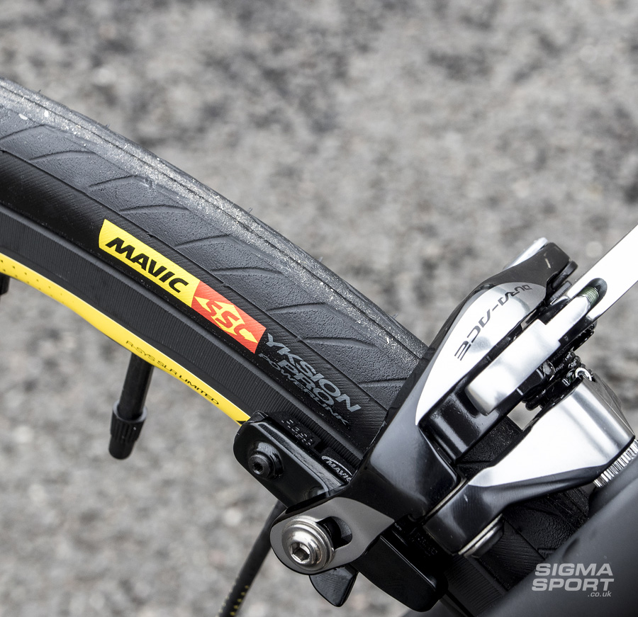 Mavic R-SYS SLR Limited Edition Clincher Wheelset Tyres
