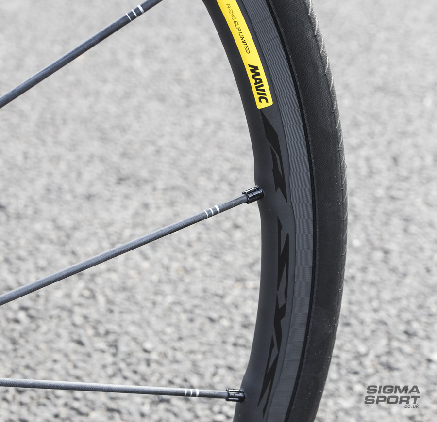 Mavic R-SYS SLR Limited Edition Clincher Wheelset Rim