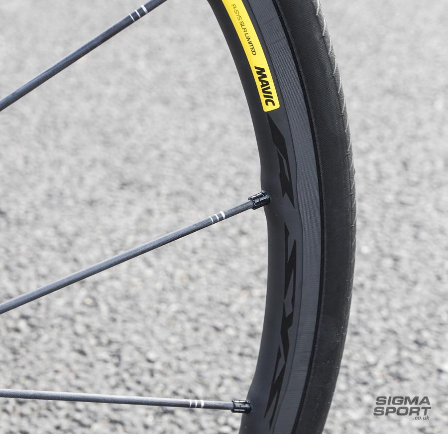 Mavic R-SYS SLR Limited Edition Clincher Wheelset Rim