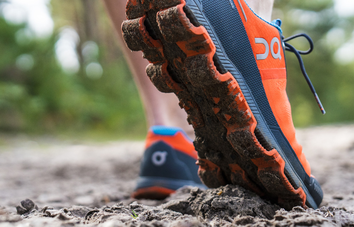 On Running Cloudventure Trail Running Shoes Sole