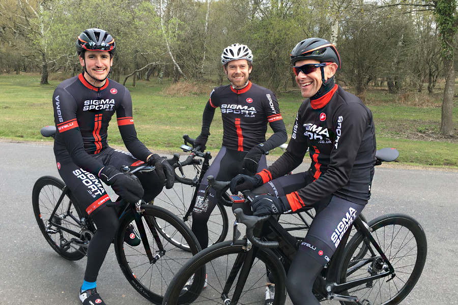 RAAM New Forest Riders