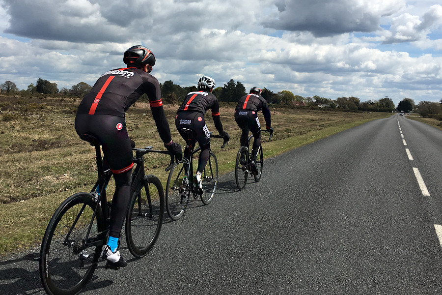 RAAM New Forest Road