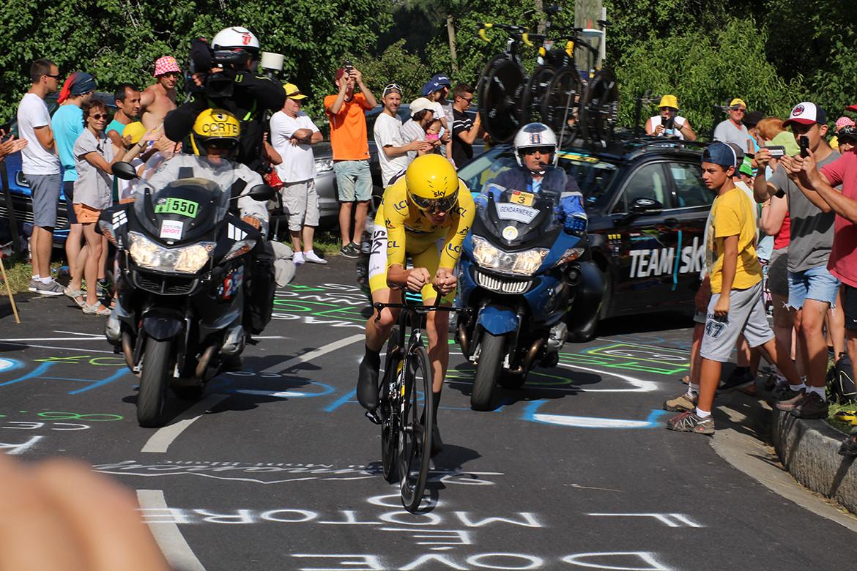 Tour de France 2018 Time Trial Chris Froome