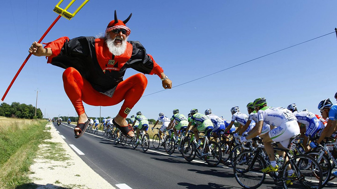Tour de France Didi The Devil