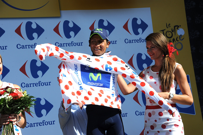 Tour de France Nairo Quintana