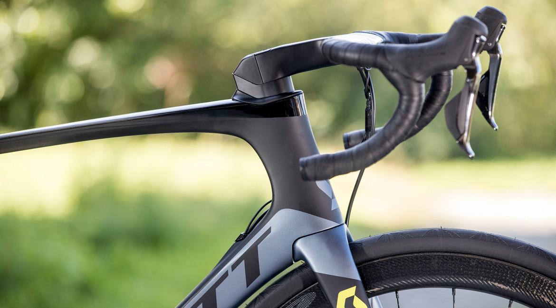 Scott Foil Disc Premium Road Bike 2018 Handlebar