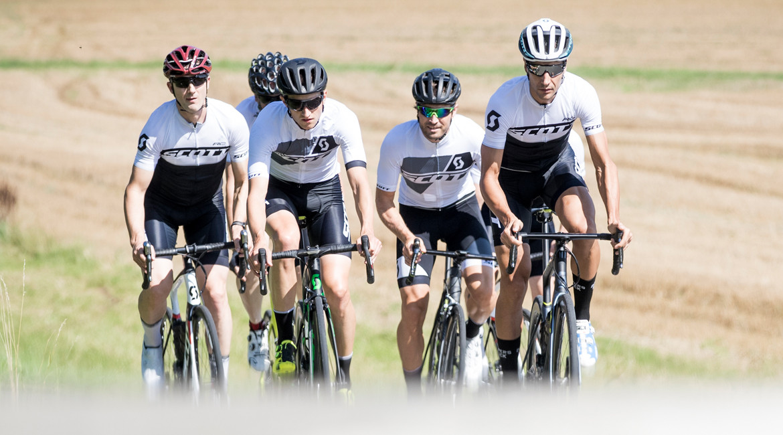 Scott Foil Disc Premium Road Bike 2018 Group Ride