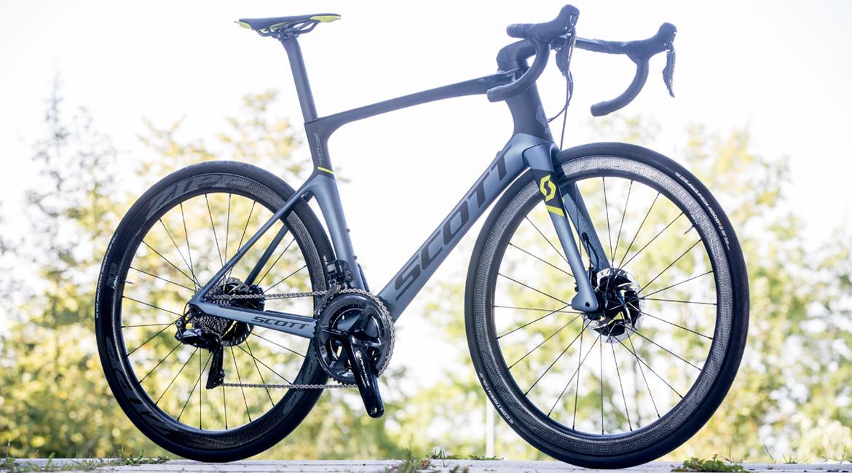 Scott Foil Disc Road Bike 2018 Sigma Sports