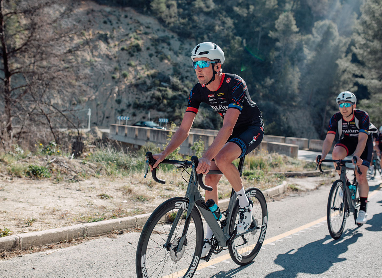 Cameron Fraser Nuun Sigma Sports London Race Team Riding