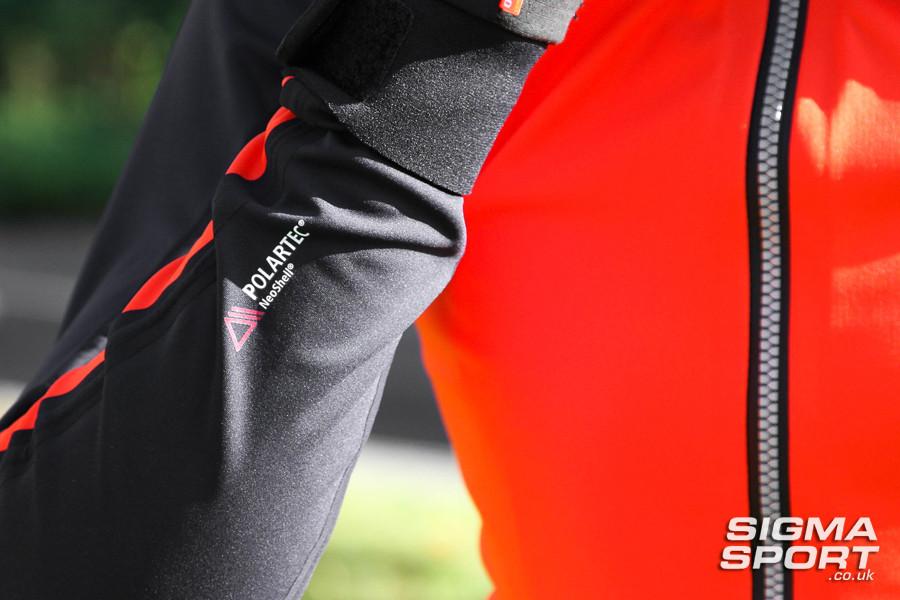 Sportful Fiandre Extreme NeoShell Jacket Detail
