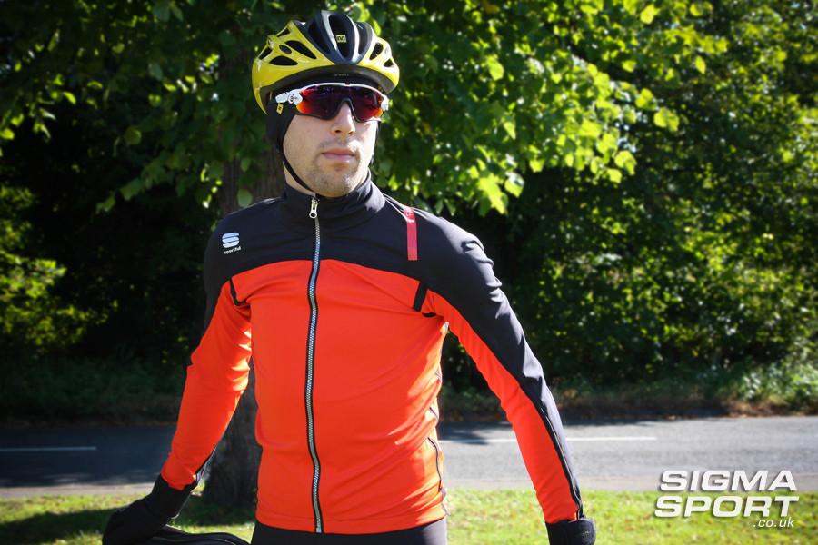 Sportful Fiandre Extreme NeoShell Jacket Front