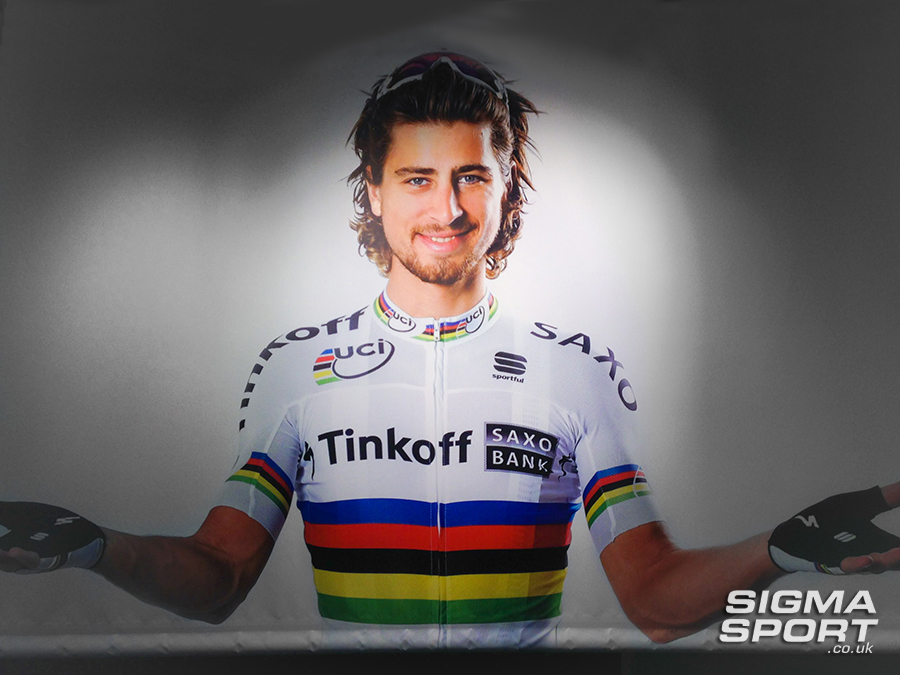 Sportful Sagan Day Sagan Poster
