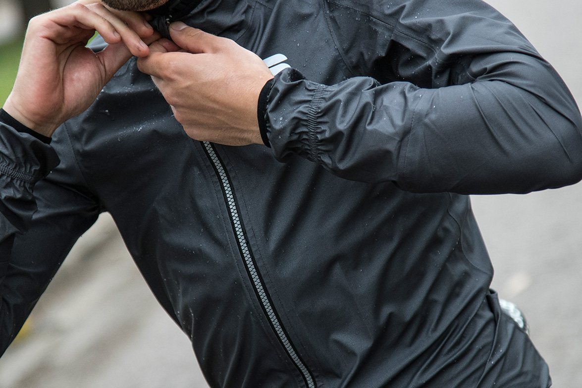 Sportful Stelvio Rain Jacket Front