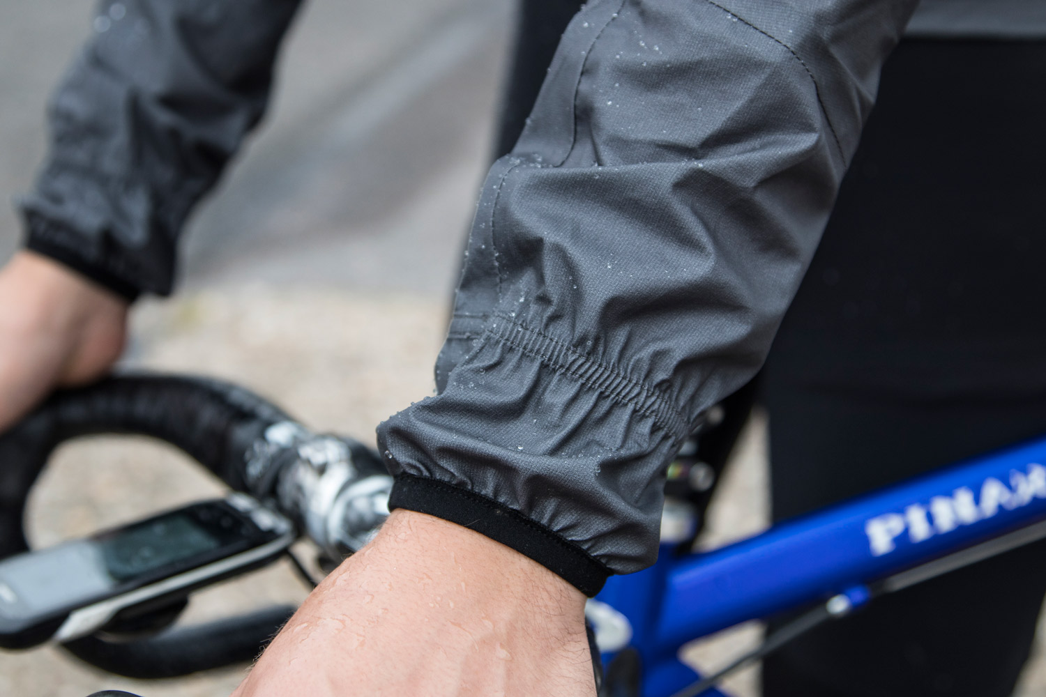 Sportful Stelvio Rain Jacket Cuffs