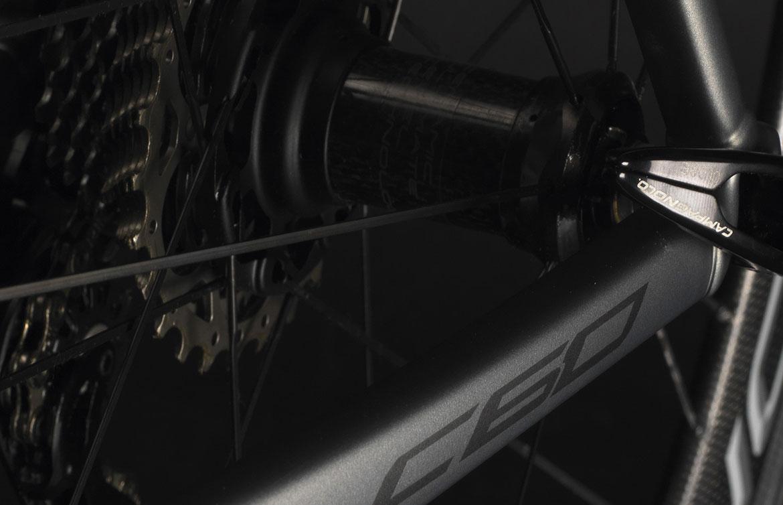 Richard Mille RM 70-01 Tourbillon Alain Prost Watch Colnago C60
