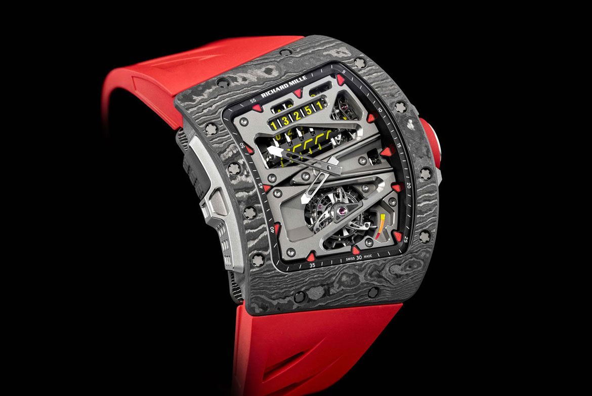Richard Mille RM 70-01 Tourbillon Alain Prost Watch