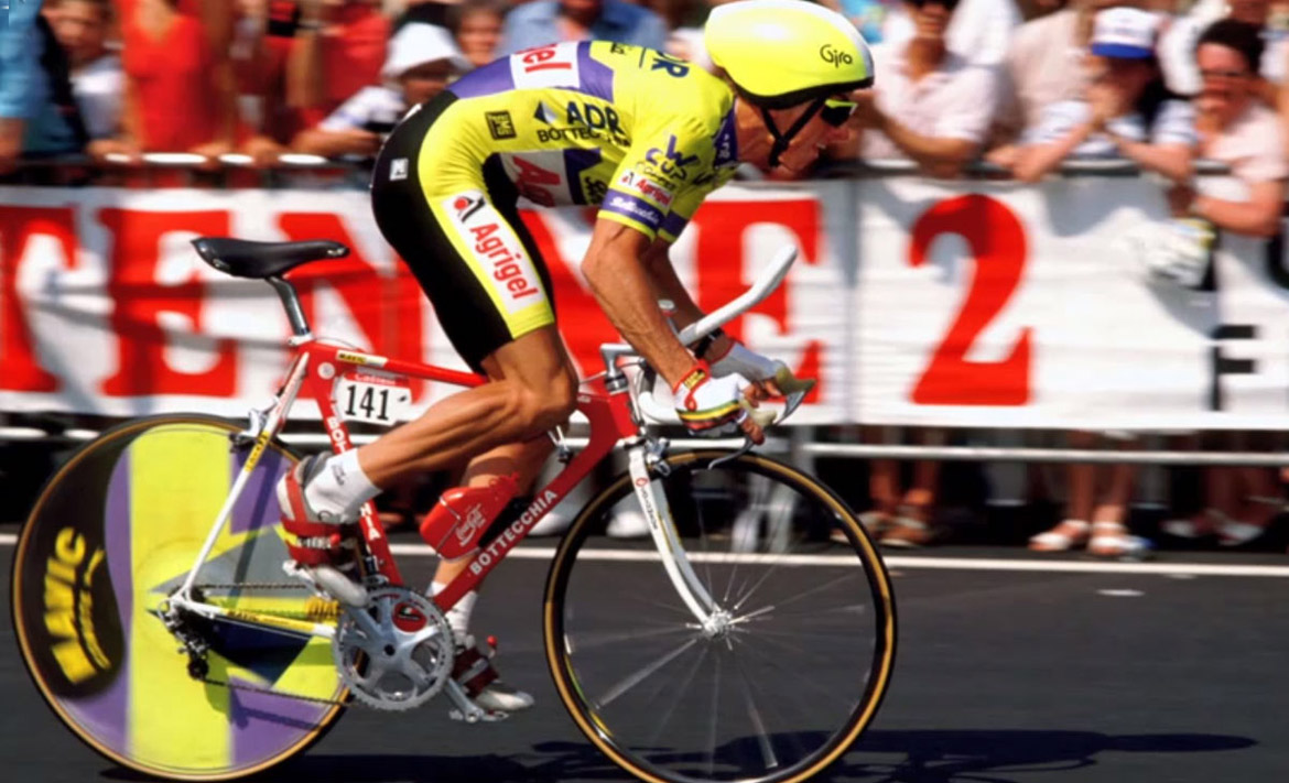 Greg Lemond Time Trial 1989