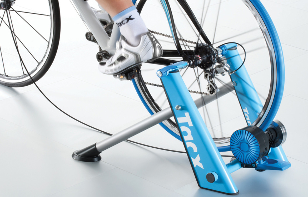 Tacx T2650 Blue Matic Turbo Trainer