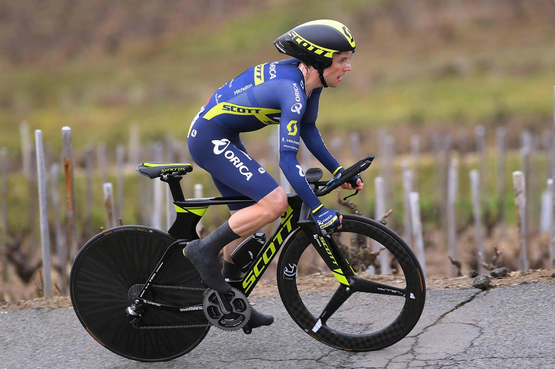 Vuelta a Espana 2017 Orica-Scott
