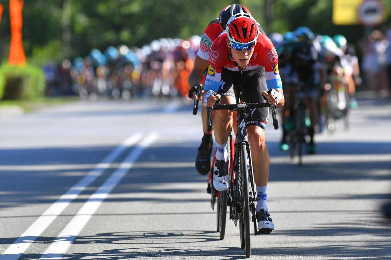 Vuelta a Espana 2017 Bob Jungels