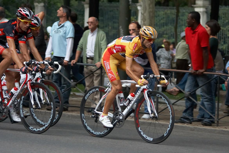 Vuelta a Espana 2017 Guide Gold Jersey