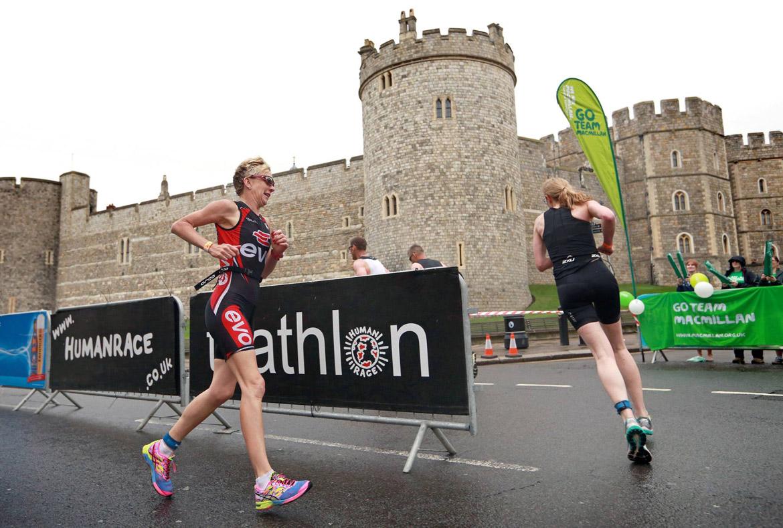 Windsor Triathlon Run