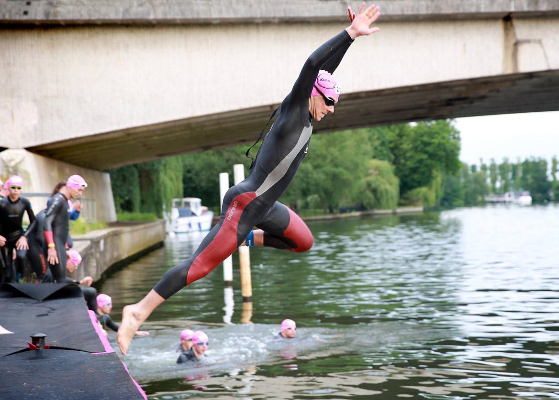Windsor Triathlon Swim