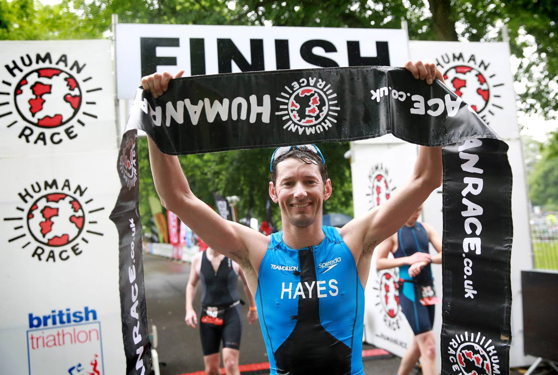 Windsor Triathlon Winner