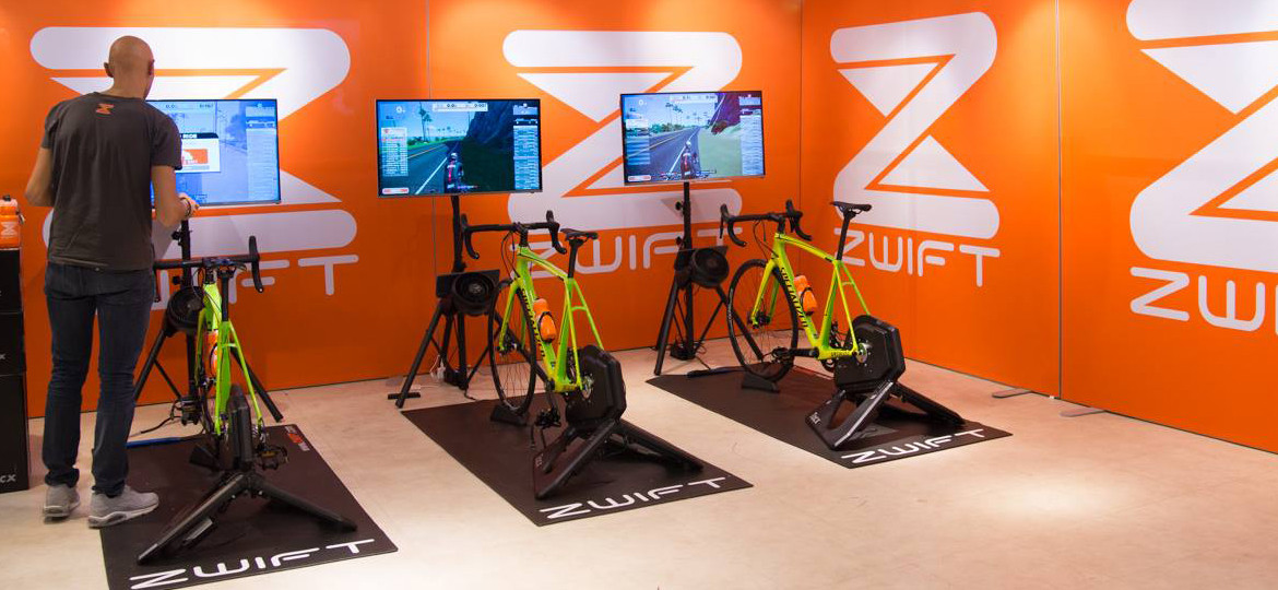 Zwift: The smart way to use your turbo trainer | Sigma Sports