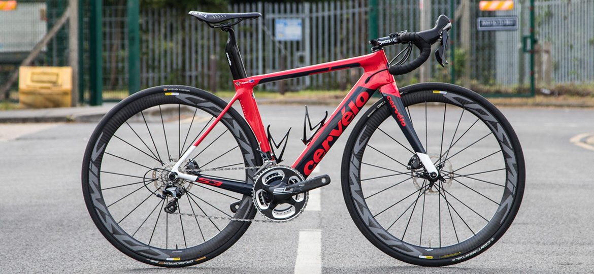 Cervelo S3 Disc Road Bike Review