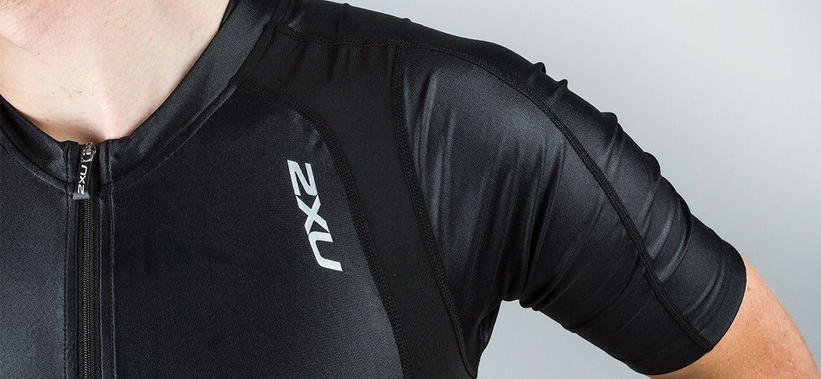 2XU Compression Sleeved Full Trisuit Review