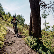 Through the eyes of a mountain biker - Kirsty Twelftree
