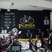Njinga Cycling - Sigma Sports Official Training Partner