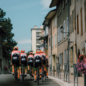 Behind The Scenes At The Tour de France 2018 Rest Day