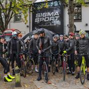 Fabian Cancellara Visits Sigma Sport