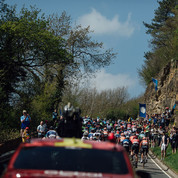 Behind The Scenes At The 2018 Tour de Yorkshire With Mavic