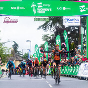 OVO Energy Women's Tour and Tour of Britain Official Retail Partner