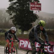 Behind The Scenes At The Strade Bianche