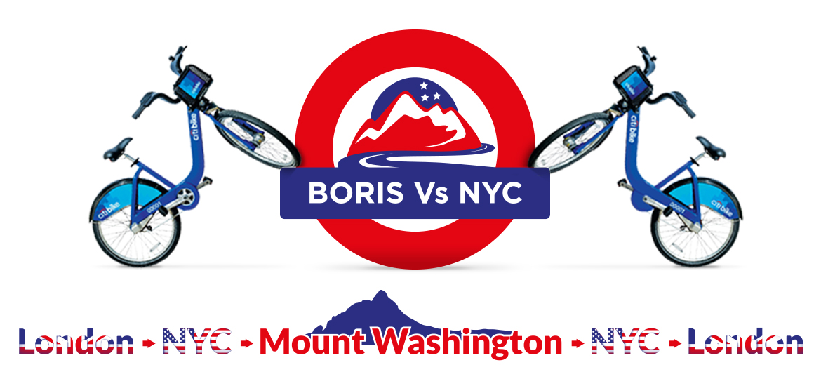 Boris vs NYC Challenge